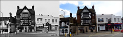 The Crown And Anchor`Barnet`1972-2017 (roll the dice) Tags: london barnet en5 closed vanished demolished sad mad boozer beer pint pub drinking windows streetfurniture architecture tourism canon urban england uk classic art warmans local history old retro bygone nostalgia comparison oldandnew pastandpresent hereandnow tax changes collection chimney traffic londonist