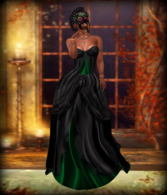 Mystery Belle of the Ball - Anabelle (Green)