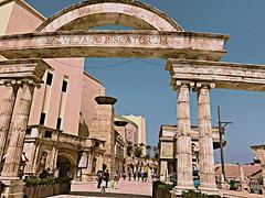 Salve Pago Piscatorum Roman Amphitheatre (hailjoyce) Tags: roman amphitheatre macau fishermans wharf