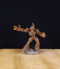 Fire-Elemental-Magma-Golem-Painted-Miniature-01 (Dead Bard Miniatures) Tags: dd dungeons dragons dnd pathfinder warhammer painted ralpartha grenadier reaper miniature gaming