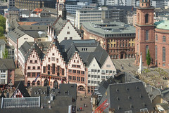 Frankfurt, city center
