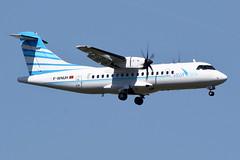 24 avril 2017 - VILLA  AIR - ATR 42-500  F-WNUH - LFBO - TLS (gimbellet) Tags: canon nikon spotting spotter boeing blagnac lfbo planes transportation tls transport toulouseblagnac toulouse a330 a320 a380 airplanes a340 aviation aircraft avions aeroport atr airport airbus a350 aeronautique airplane aeroplane