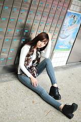 喬喬1026 (Mike (JPG直出~ 這就是我的忍道XD)) Tags: 喬喬 台灣大學 d300 model beauty 外拍 portrait 2013
