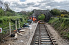 Helston Railway - Truthall Halt (i.knox11) Tags: cornwall england nikon1755mmf28 nikond7000 southwestengland station unitedkingdom halt helston helstonrailway preservedrailway