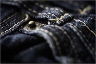 Macro Mondays - Cloth/Textile - Denim