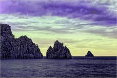 Faraglioni (Immagini 2&3D) Tags: sicilia sicily italia italy sea hdr