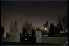 Ulster-Tower circumpolaire N°1 (Fab_80) Tags: circumpolaire nuit ulster tower thiepval circumpolar circuitdusouvenir ulstertower