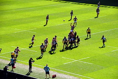 Line Out (Worthing Wanderer) Tags: twickenham theclash leicester bath rugby union aviva premiership stadium crowd sport