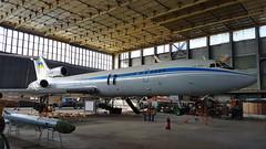 Tupolev Tu.154 c/n 70M009 registration CCCP-85009 as UR-85009 (Erwin's photo's) Tags: ukraine kiev national aviation university tupolev tu154 cn 70m009 registration cccp85009 ur85009