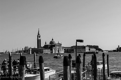 Venezia (paolotrapella) Tags: venezia bw bianco nero canon canale acqua water