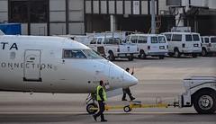Delta magic (teterisricky) Tags: airplane aviation airport lax crj bombardier delta