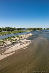 La Loire (christian.grelard) Tags: loire loirevalley amboise river fleuve water indreetloire touraine tourism