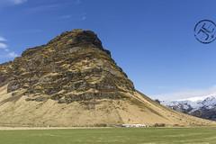 Just to the Left (JoshJackson84) Tags: canon60d sigma10250mm europe iceland southshore eyjafjallajökull landscape sun sunny rock mountain