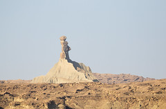 A human rock!! (piazzi1969) Tags: markii hill elements rocks formation iran middleeast canon eos 7d ef100400mm humanoid felsformation