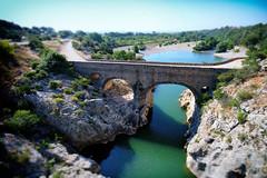 Pont du Diable à Saint-Guilhem-le-Désert (DHaug) Tags: saintguilhemledésert pontdudiable devilsbridge héraultriver unesco france july 2008 canon xti sigma1020 languedocroussillon bridge heritage