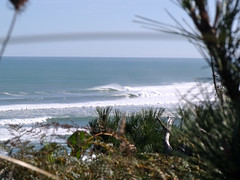 (gaiasurf) Tags: raglan beach wainui newzealand nz wave sandbank surf water