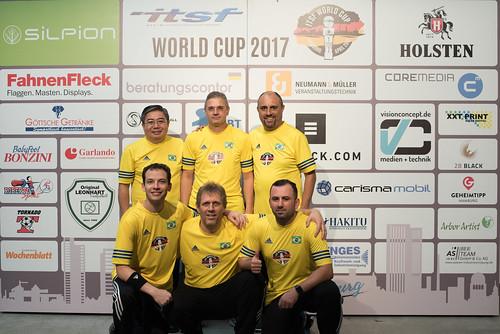 Team Brazil Men D2