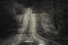 Haunted Roads in ND-web (hunter20ga) Tags: haunted prairieroad countryroad hills hilly hillyroad northdakota greatplains