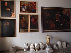 Pinacoteca... (@oloarge) Tags: pinacoteca arte art pirano slovenia colore