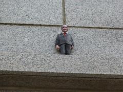 Nuart Aberdeen Wee Man (12) (Royan@Flickr) Tags: nuart aberdeen small man wee mannie international festival artists isaac cordal