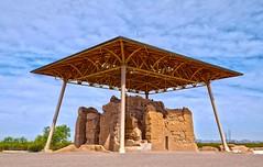 My HDR 06 (JCD Images) Tags: casagranderuinsnationalmonument coolidge arizona usa greathouse hohokam saguaro desert southwest archaeology fujifilm xt1 xf23mm hdr 3bracketedexposure