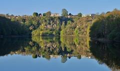 Mervent, Vendée (thierry llansades) Tags: mer mervent vendée vouvant lay patrimoine village lac etang barrage foret luçon fontenay
