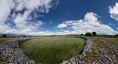 Rathgall Hillfort Pano (backpackphotography) Tags: pano panorama carlow ireland backpackphotography ringfort hillfort rathgall rathgallringfort rathgallhillfort rath bronzeage medieval
