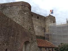 ** Collioure... la magnifique...** - 57 (Impatience_1) Tags: collioure catalogne languedocroussillonmidipyrénées pyrénéesorientales roussillon céret france architecture châteauroyal royalcastle château castle pierre stone côtevermeille impatience muraille