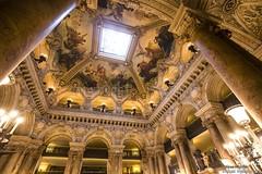 20170419_palais_garnier_opera_paris_8585u (isogood) Tags: palaisgarnier garnier opera paris france architecture roofs paintings baroque barocco frescoes interiors decor luxury