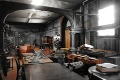 Fagin's Antiques (Late Breaks Devon) Tags: fagins antiques dust history old devon furniture late breaks reclaimed