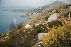 View (valeriya.gorbunova) Tags: sea mountains view mirador calp spain