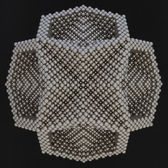 """Compound of Four Hollow Hexagonal Prisms <a style=""""margin-left:10px; font-size:0.8em;"""" href=""""http://www.flickr.com/photos/76197774@N08/34207332176/"""" target=""""_blank"""">@flickr</a>"""