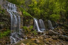 Les cascades de la Doriaz - Lovettaz (73) - 01 (glassonlaurent) Tags: cascade 73 savoie france rivière water waterfalls landscape paysage eau cascades la doriaz lovettaz