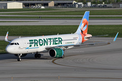 "Frontier Airlines ""Flo the Flamingo"" // Airbus A320-251N(WL) // N308FR (cn 7538) // KCMH 4/25/17 (Micheal Wass) Tags: aerotagged aero:airline=fft aero:man=airbus aero:model=a320 aero:series=200 aero:special=n aero:tail=n308fr aero:airport=kcmh airbus a320 a320neo airbusa320neo a320251n airbusa320251n cmh kcmh johnglenncolumbusinternationalairport johnglenninternationalairport johnglenncolumbusintlairport johnglennintlairport f9 fft frontierairlines frontierflight"