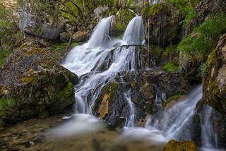 Les cascades de la Doriaz - Lovettaz (73) - 03