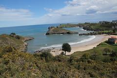 PLAYA DE BARRO ,LLANES ,ASTURIES (piallin) Tags: llanes barro playas