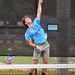 A.C. Flora High v. St. James High Tennis Playoff , 4/27/2017(rab)