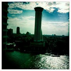 Tower / Bangkok calling #Photography #Tower #Bangkok #River #Sightseeing #Autreimages (marcomariosimonetti) Tags: photography tower bangkok river sightseeing autreimages