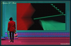 Arte moderna - Aprile-2017 (agostinodascoli) Tags: art digitalart digitalpainting creative colore fullcolor nikon nikkor cianciana sicilia texture photoshop photopainting agostinodascoli