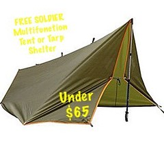 FREE SOLDIER tent or tarp shelter will come handy for any camper or backpacker. Click the link in bio to get one for yourself under $65! With anchor points all over your options are endless and sure to suit every need. #tarp #campinggear #backpackingequip (Ontario_BWO) Tags: instagramapp square squareformat iphoneography uploaded:by=instagram