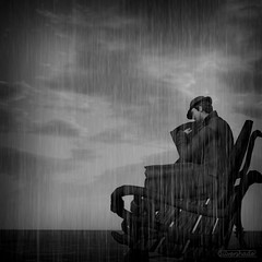 To see the lonely man (Bear Silvershade) Tags: secondlife storytelling metaverse virtualworlds singleframestories