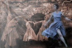 Nota Dance Group Fairy Composite Image (Damo Walker) Tags: composite dance dancing artistic pilsen czechrepublic cz fairies hada dancinggirls compositeimage vily fairiesdancing fairycomposite lenkajov notadancegroup damowalker