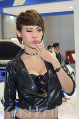 Mirage | Motor Show (krashkraft) Tags: coyote beautiful beauty thailand pretty bangkok gorgeous autoshow motorshow 2012 racequeen gridgirl boothbabe krashkraft