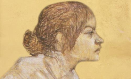 "Las Madeleines escuchando la soleada soledad, descripciones de Henri de Toulouse Lautrec (1889) y Pablo Picasso (1904). • <a style=""font-size:0.8em;"" href=""http://www.flickr.com/photos/30735181@N00/8815722432/"" target=""_blank"">View on Flickr</a>"