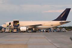 ULS Cargo Airbus A310-308(F) - TC-SGM (Chris Jilli) Tags: cargo airbus saudi arabian airlines turkish freighter saudia uls tcsgm a310308f