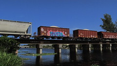 IMG_4985[1] (Stalkin The Lines) Tags: graffiti hopper ch freighttrain freights autorack shear