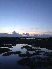View from the Joe (sarah_robert_chs) Tags: sunset sky favorite usa robert sc beautiful weather sarah night clouds project fun day cloudy dusk south southcarolina fair best clear charleston carolina marsh chs riverdogs 29401