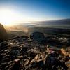 Borgarvirki (wookeeh) Tags: sun 6x6 sunrise mediumformat square landscape iceland fuji magic slide hasselblad velvia hour f8 goldenhour velvia50 biogon iso50 swcm hassi 130s