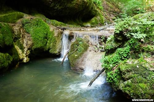 Csepegő-szikla, Óbánya, Mecsek, Magyarország
