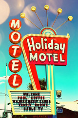 Holiday Motel by Thomas Hawk, on Flickr